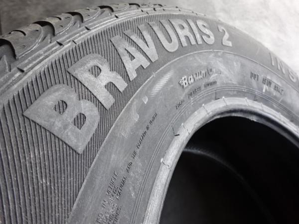 海外製新品 夏4本 SUMMER Barum BRAVURIS 2 205/65R15 94V