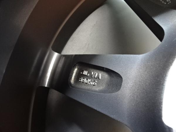 新品 4×4アルミホイール SHONE OFF-ROAD LU07 18×9.5J PCD:139.7mm オフ:+15 M14対応マットブラック◆FJ タホなどJWL-T
