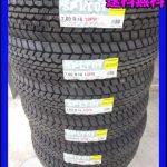 国産新品 ダンロップ SPLT01 7.00R16 10PR LT スタッドレスタイヤ 6本価格 山形発