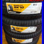 海外製新品 キングスター SK70 195/65R15 91T SUMMER 4本価格 山形発