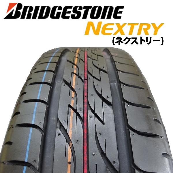 ブリヂストン NEXTRY 155/65R13 73S 2017年製 新品SUMMERタイヤ&新品ホイールセット
