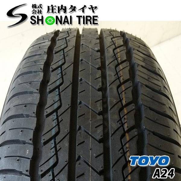 新品国産タイヤ トーヨータイヤ A24 225/55R18 SUMMER 4本価格